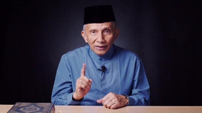Dugaan Amien Rais Terbukti, PAN Akhirnya Setuju Amandemen UUD 1945 Usai Bertemu Jokowi di Istana