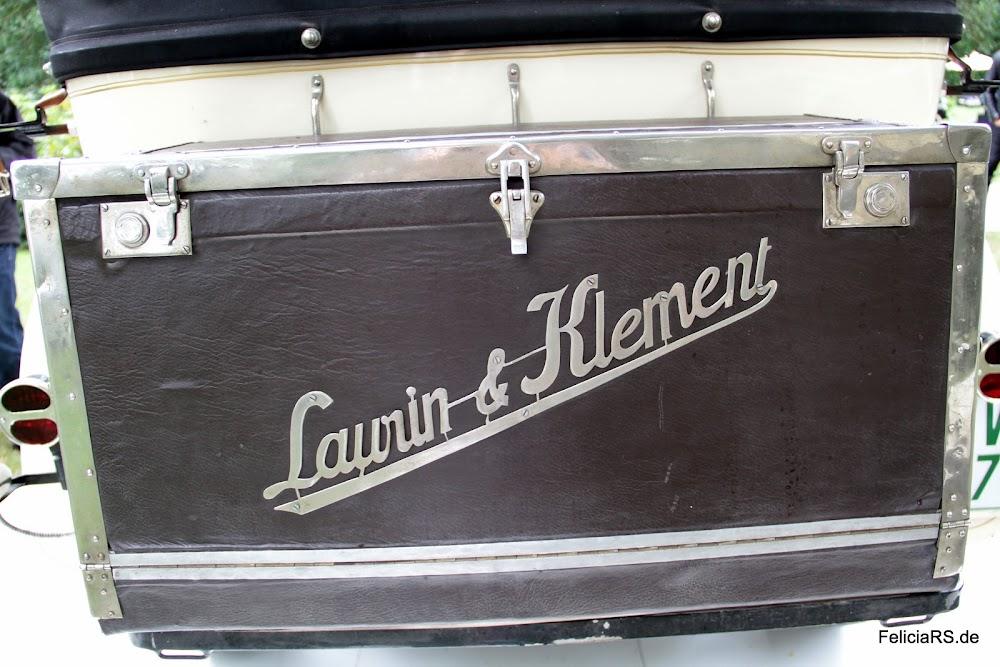 Laurin & Klement 110 1925 die Anfänge von Škoda