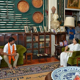 Met Pramoda Devi Wadiyar