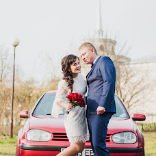 Wedding photographer Katya Scherbinskaya (KatiaSher). Photo of 11.03.2017