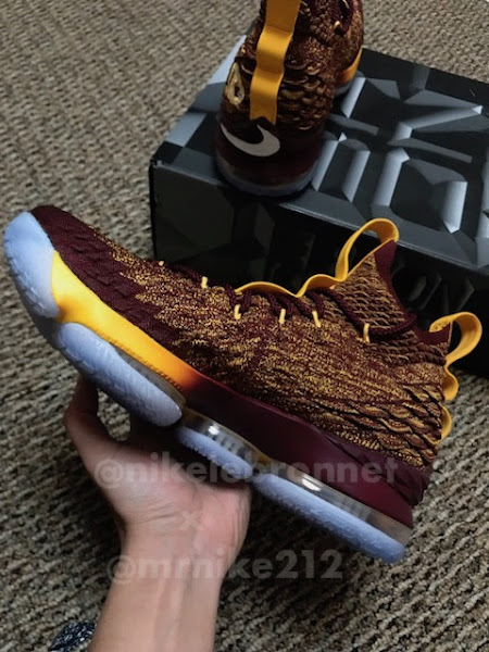 There are Four Different Nike LeBron 15 Christ the King PEs
