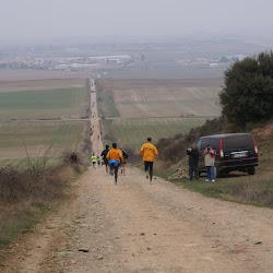 III Media Maraton del Camino (Domingo Larrea)