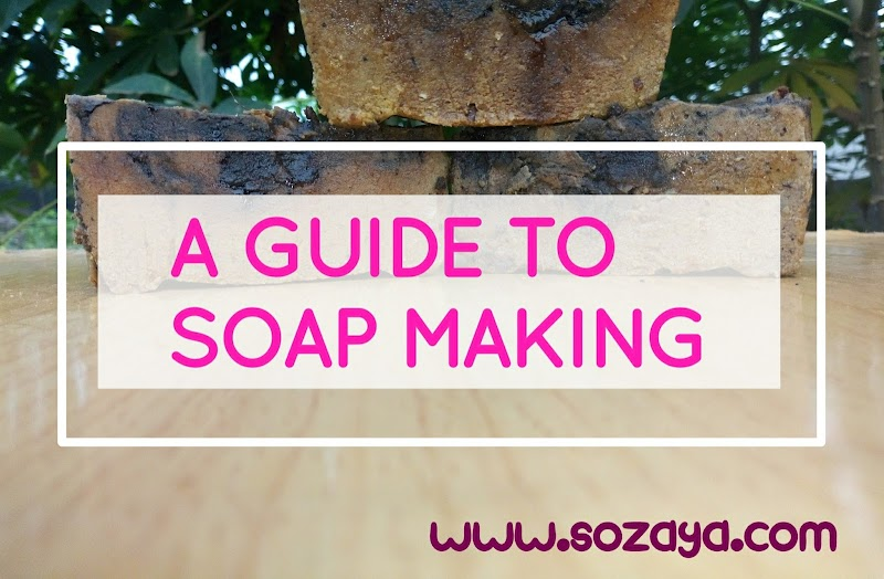 A GUIDE TO SOAP MAKING