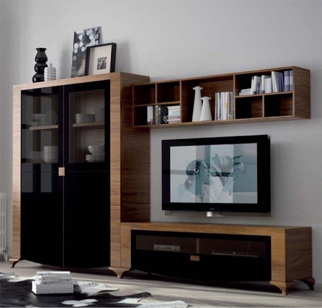 Muebles De Salon Madrid : Muebles modernos de salon xikara vangion