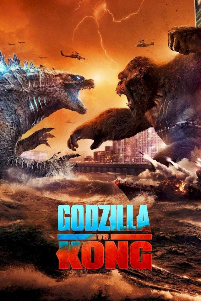 Godzilla Vs Kingkong - Full Movie (2021).