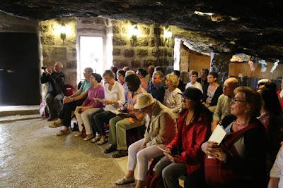 02-Messe grotte champ des bergers à Bethleem