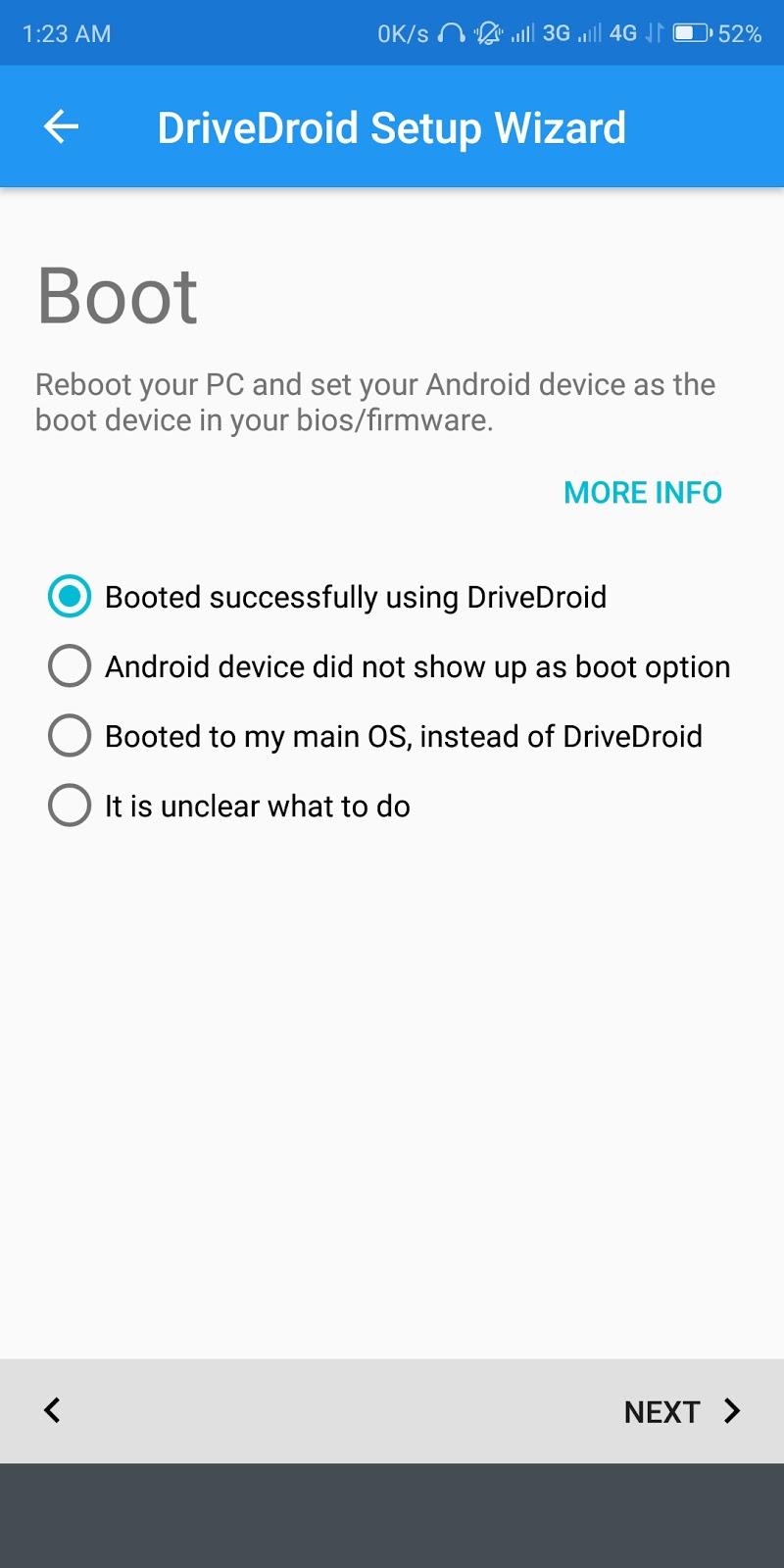 Cara Membuat Installer/Bootable Linux dan Windows  di Android