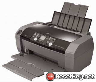 Reset Epson R240 End of Service Life Error message