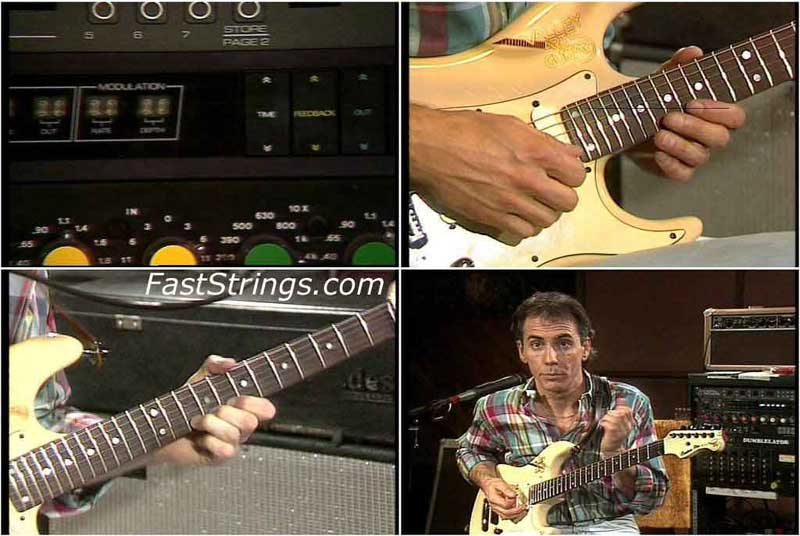 Larry Carlton - Instructional DVD For Guitar