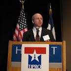 TIPRO President Tad Mayfield of Goldston Oil TIPROConvFeb2009 003.JPG