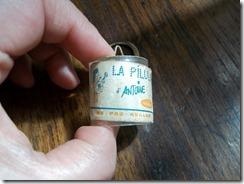 Pilule Antoine rouge