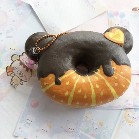 BEAUTIFUL DONUTS DIY DECORS FOR AMAZING LOOK 3