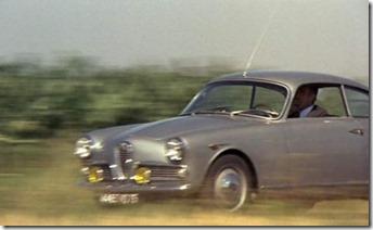 Alfa Romeo Giulietta Sprint Les Choses de la Vie