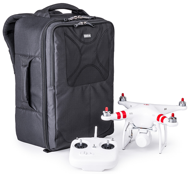 ThinkTank Airpot HeliPak for DJI Phantom Quadcopter