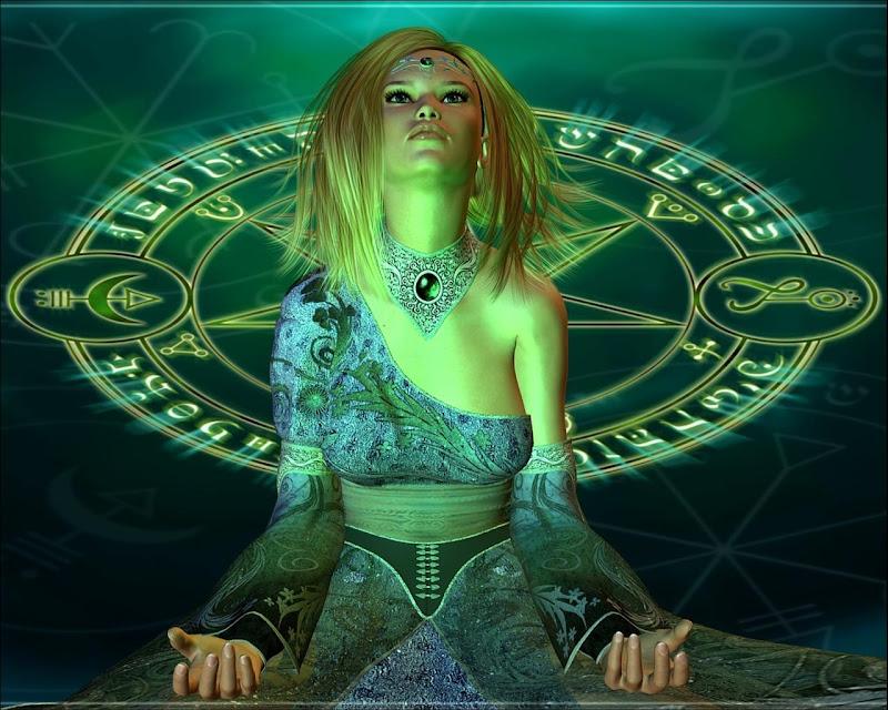 Magian Magian, Sorceress 2
