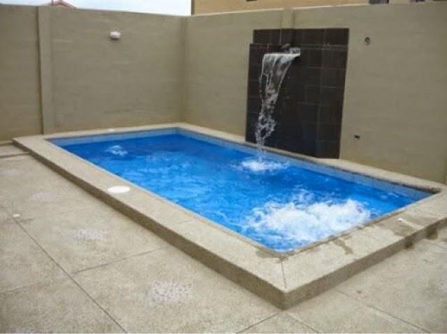 Alba piscinas com cascadas for Piscinas con cascadas