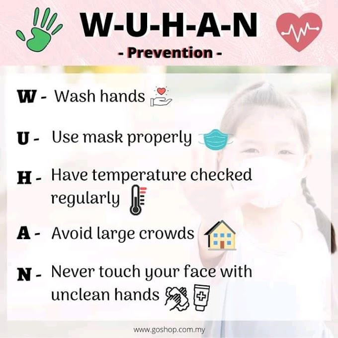 Wordless Wednesday | W.U.H.A.N