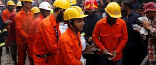 Bangladesh: Le bilan de l'incendie d'une usine monte à 31 morts
