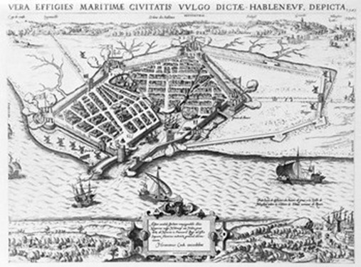 Le Havre 1517