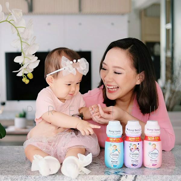 Agar Anak Bayi Tumbuh Sehat Cerdas dan Bahagia.