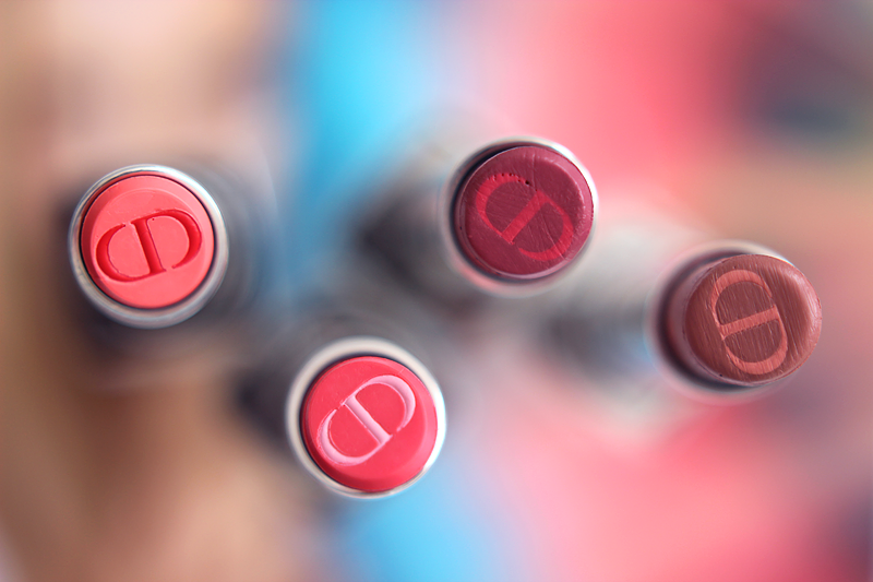 Dior Tie Dye lipsticks voor spring/summer 2015