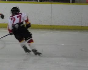 big D1, scraping ice