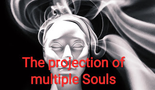The projection of multiple souls