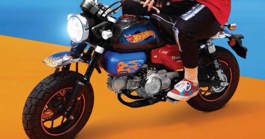 2022 Honda monkey X Hot wheels limited eddition, 2022 Honda monkey X Hot wheels,  2022 Honda monkey X Hot wheels launched, 2022 Honda monkey X Hot wheels,l price, 2022 Honda monkey X Hot wheels specifications,