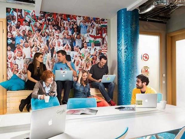 Oficinas de Google Hungría