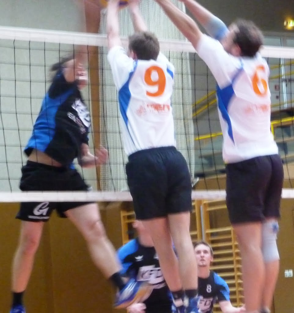 Herren - 6 Punkte gegen Bad Hall und Scharnstein