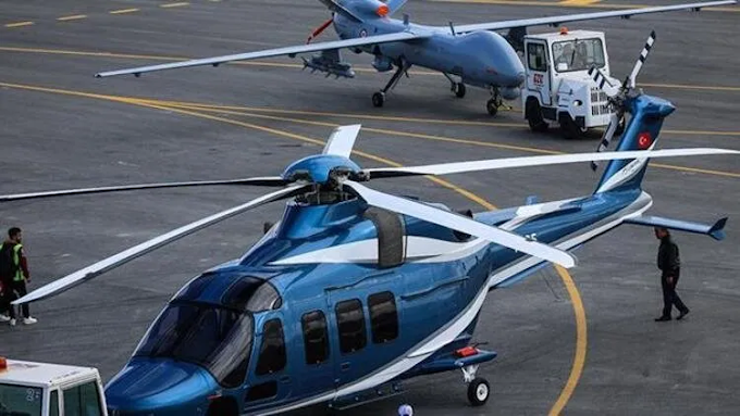 Yerli ve Milli Helikopter Gökbey'in Motoru da Yerli Olacak