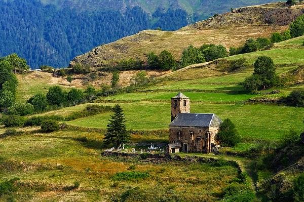 Los valles de ar n y bo joyas de la naturaleza y el arte - El tiempo en el valles oriental ...