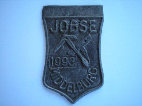 Naam: JobsePlaats: MiddelburgJaartal: 1993