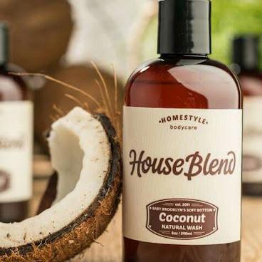 Coconut Wash 240ml 沐浴液- 美國入口