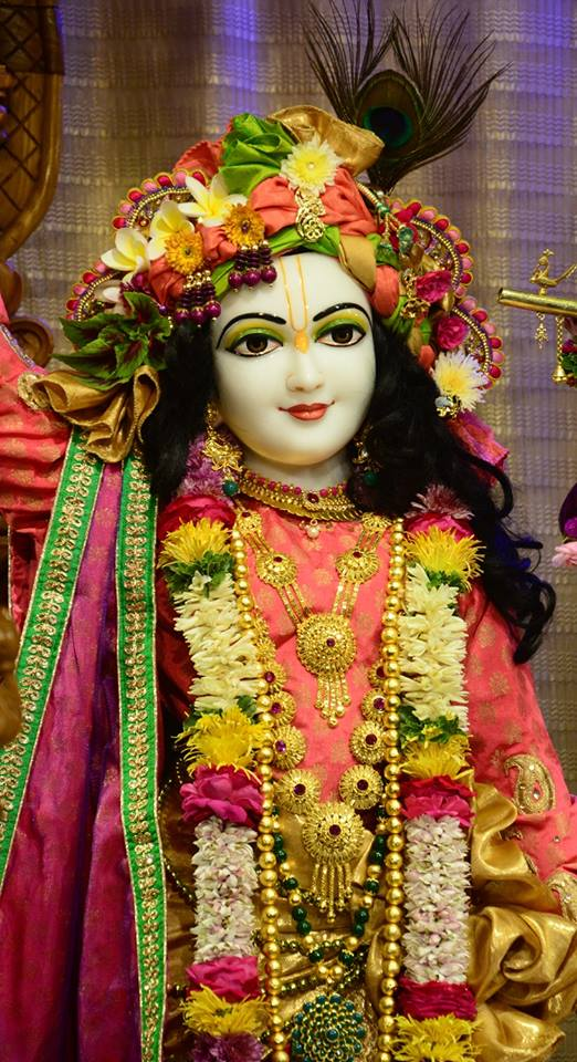 ISKCON GEV Deity Darshan 02 jan 2017 (7)