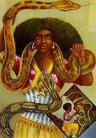 Goddess Aida Wedo Image