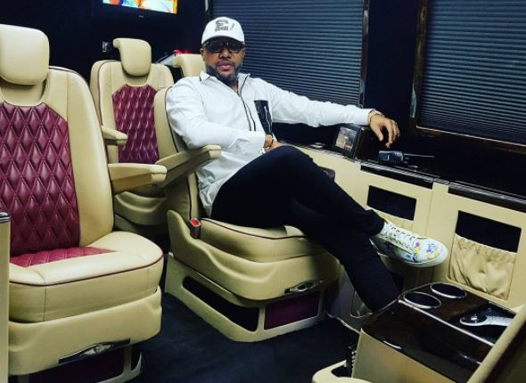 See Photos Of E-Money's Expensive London Office That Got People Talking