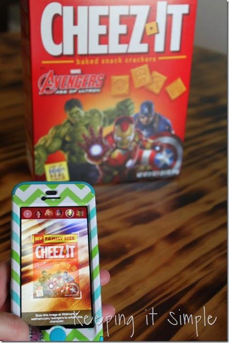 #ad Super-Heroes-Assemble-App-Scavenger-Hunt #AvengersUnite (5)
