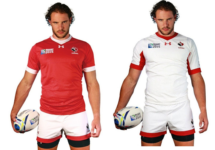 f18936c4c7a Rugby World Cup 2015 Jerseys - Official Kits Released