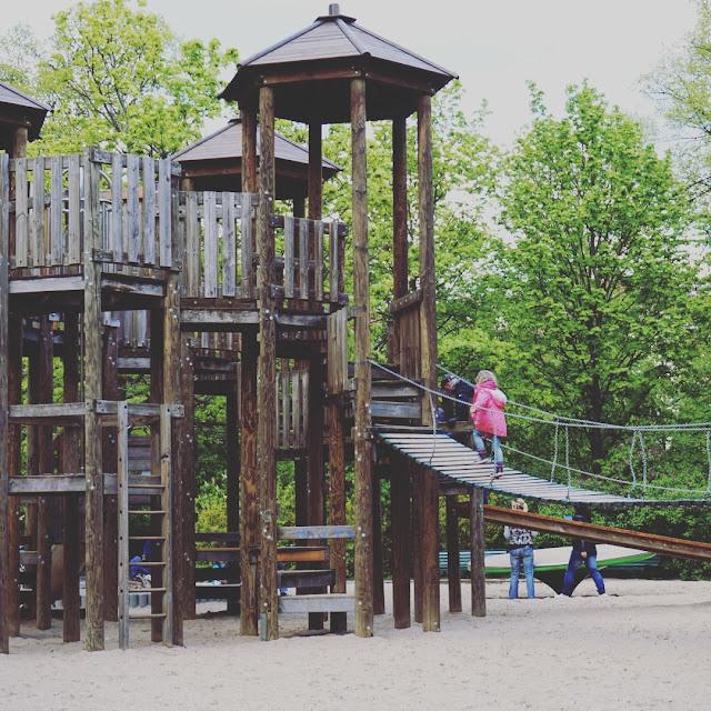 Berliinin leikkipuistot, Arkonaplatz