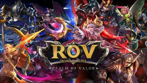 Garena RoV: Mobile MOBA APK OBB Data