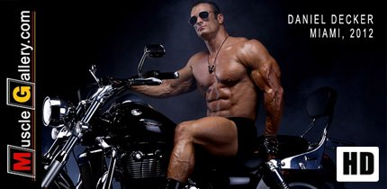 Dan Decker - Muscle Gallery