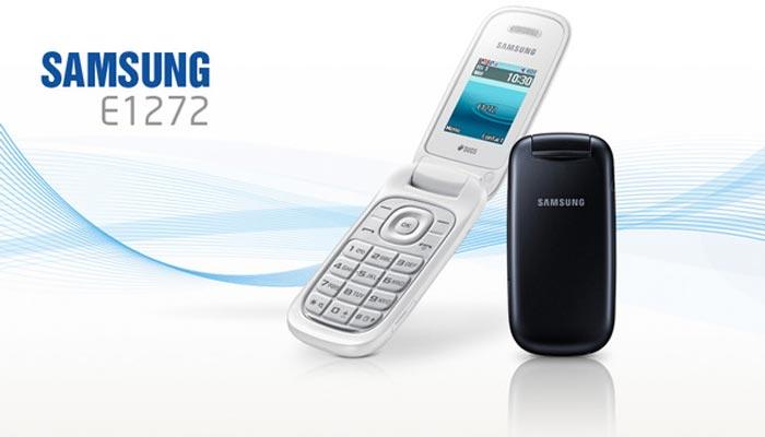 Harga Terbaru HP Samsung Lipat GT-E1272 Dual SIM
