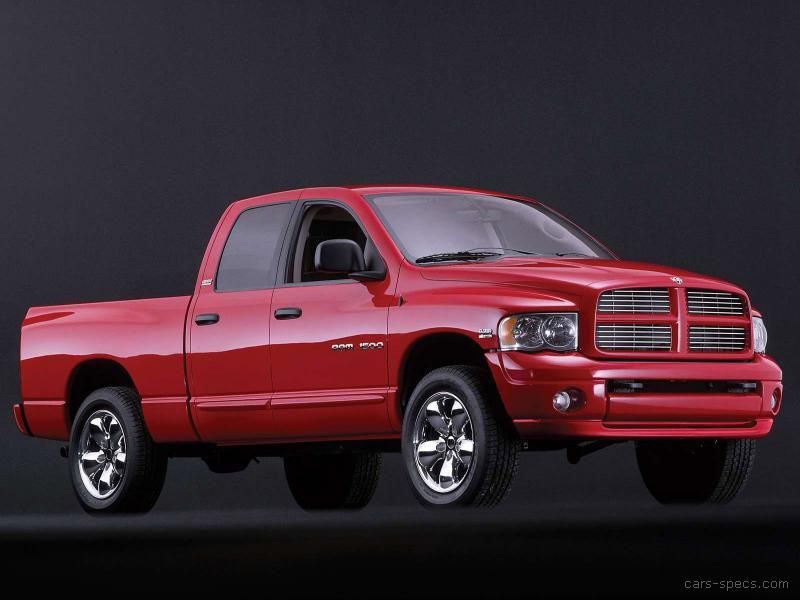 2008 Dodge Ram Pickup 3500 Diesel Specifications Pictures