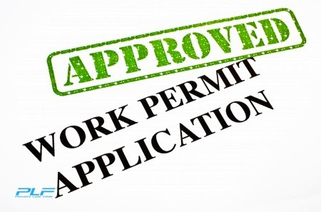 When to apply for work permits for foreigners?