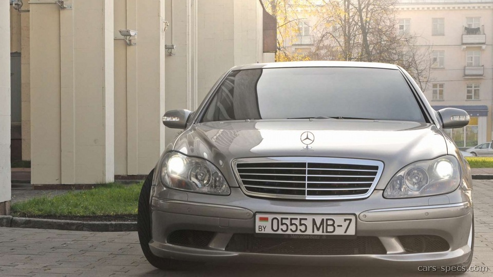 2006 mercedes benz s class s55 amg specifications for 2001 mercedes benz s500 specs