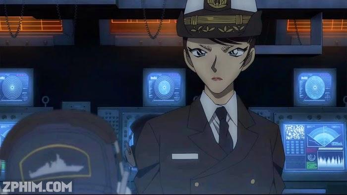 Ảnh trong phim Conan 17: Mắt Ngầm Trên Biển - Conan Movie 17: Private Eye In The Distant Sea 5