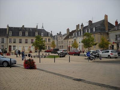 Mamers Place de la République