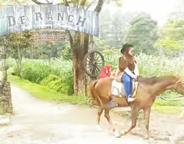 wisata de ranch lembang bandung