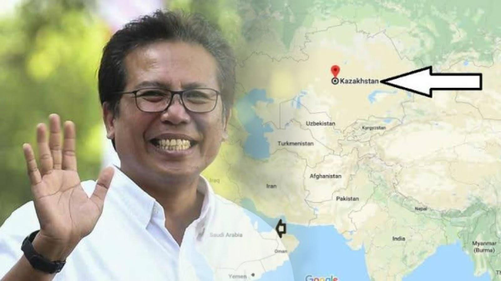 Jokowi Usulkan 33 Calon Dubes, Fadjroel Rachman ke Kazakhstan